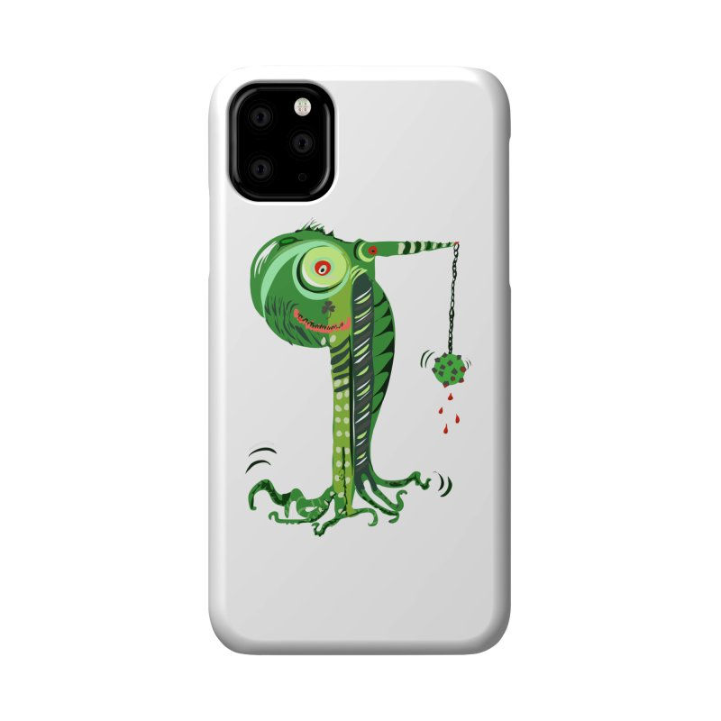 Shillelagh Accessories Phone Case by DevilishDetails's Artist Shop