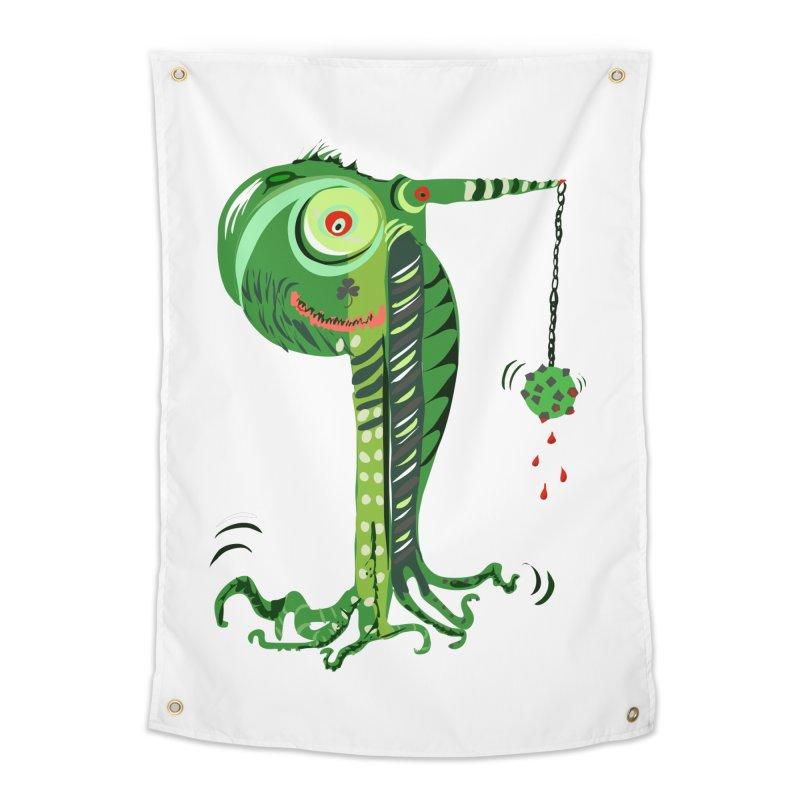 Shillelagh Home Tapestry by DevilishDetails's Artist Shop