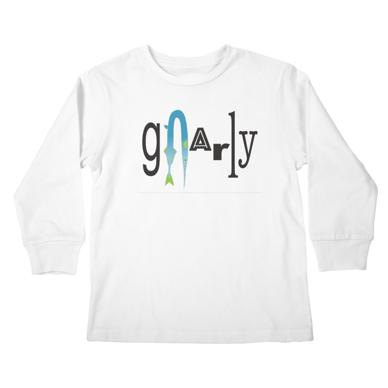 Gnarly Kids Longsleeve T-Shirt by DevilishDetails's Artist Shop