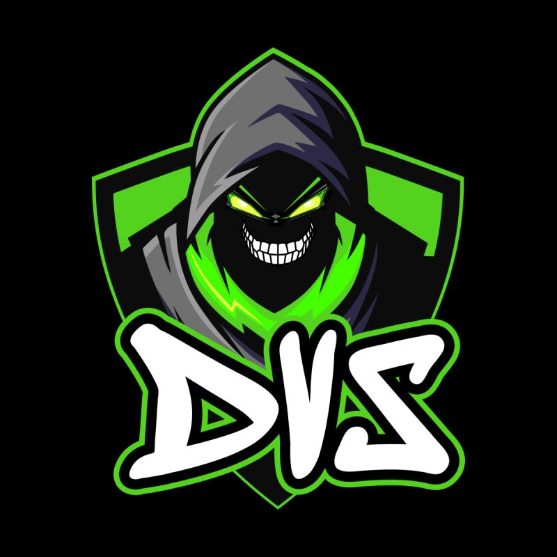 DVS Logo 1 Accessories Bag by DeviousGaming's Shop