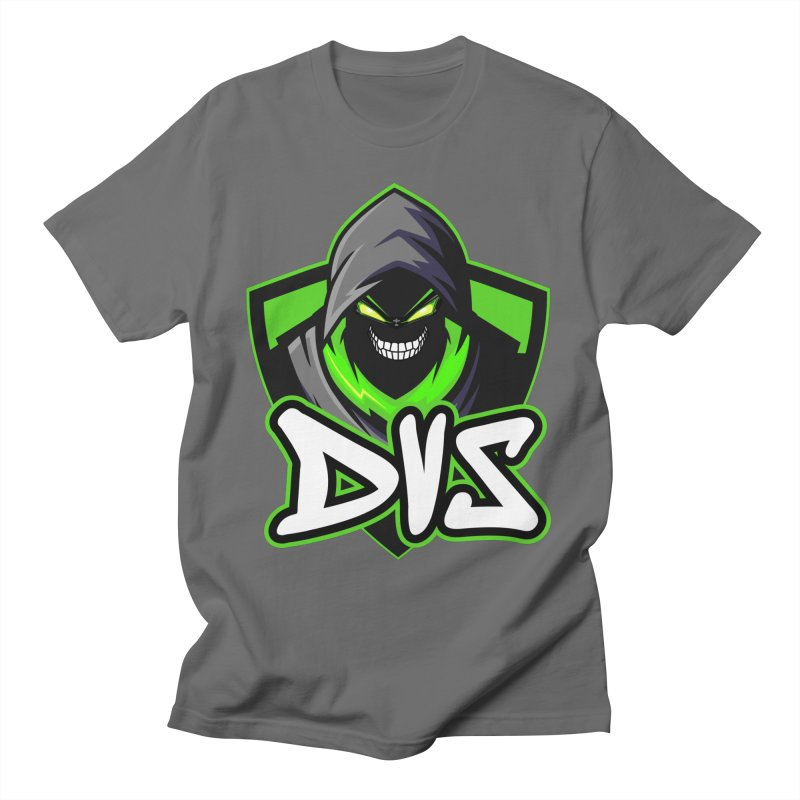 DVS Logo 1 Men's T-Shirt by DeviousGaming's Shop