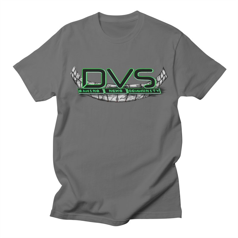 DVS Smile Logo Men's T-Shirt by DeviousGaming's Shop