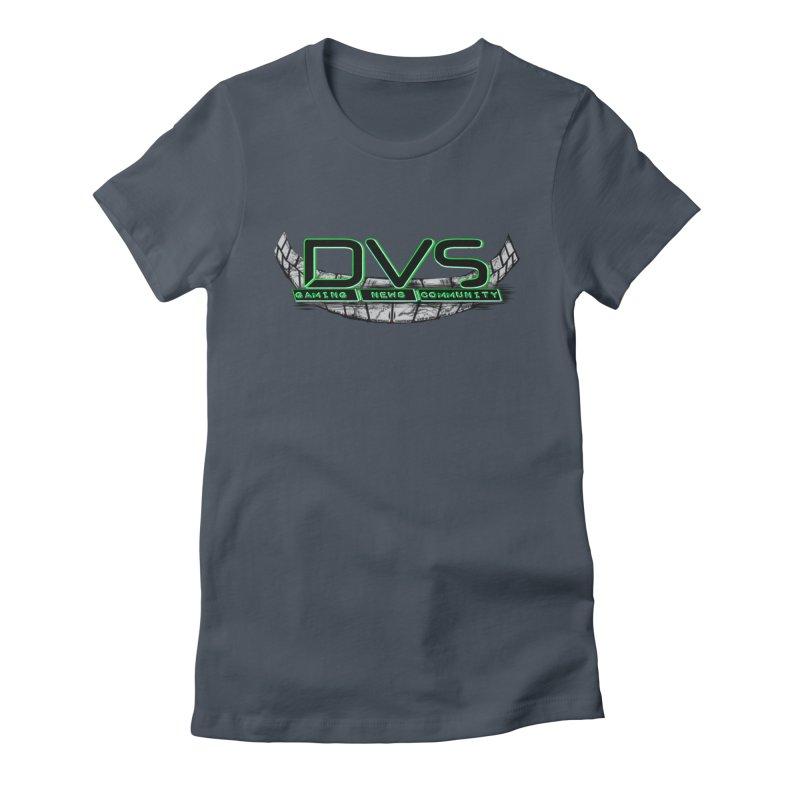 DVS Smile Logo Women's T-Shirt by DeviousGaming's Shop