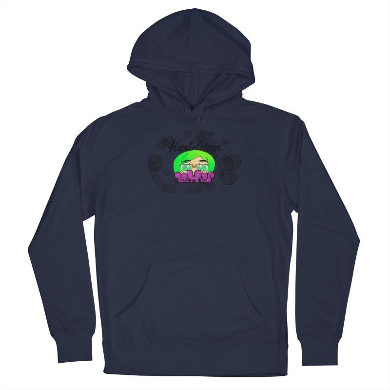 Harlechan UwU Men's Pullover Hoody by DeviousGaming's Shop