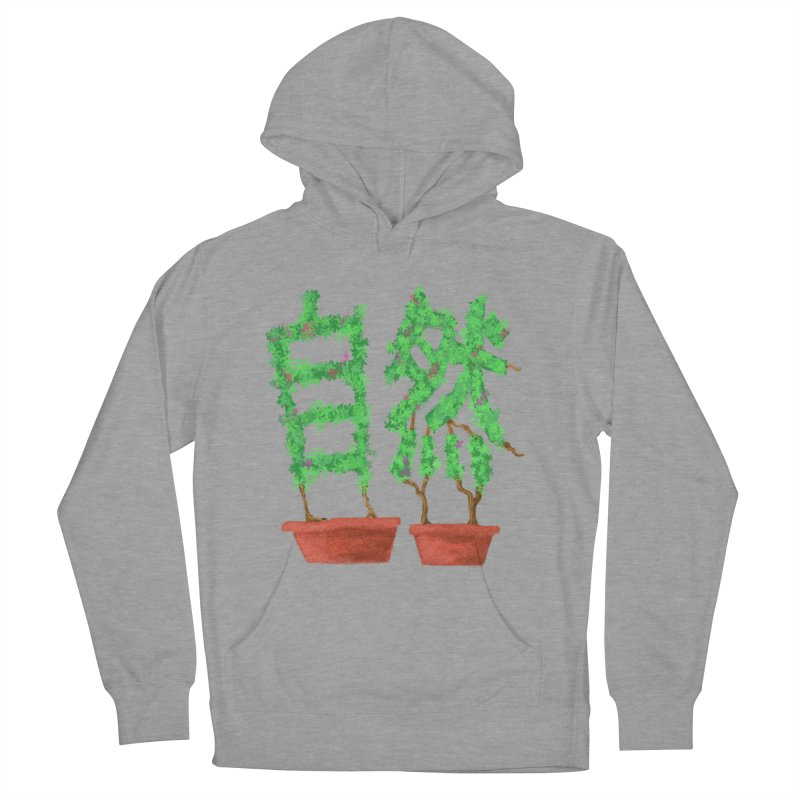 Nature Women's French Terry Pullover Hoody by DiegoMRod's Artist Shop