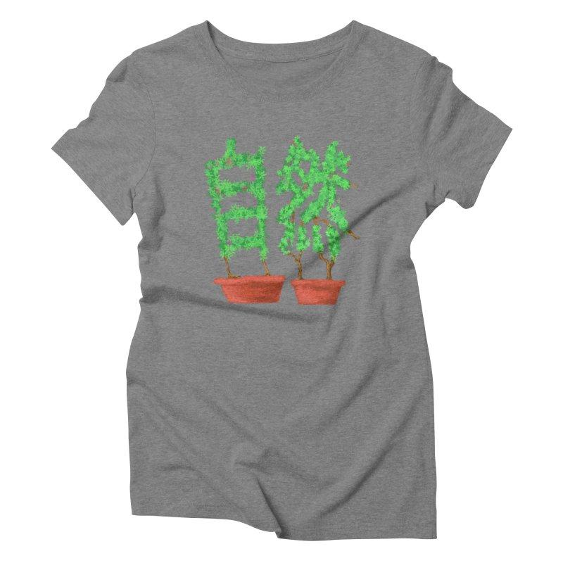 Nature Women's Triblend T-Shirt by DiegoMRod's Artist Shop
