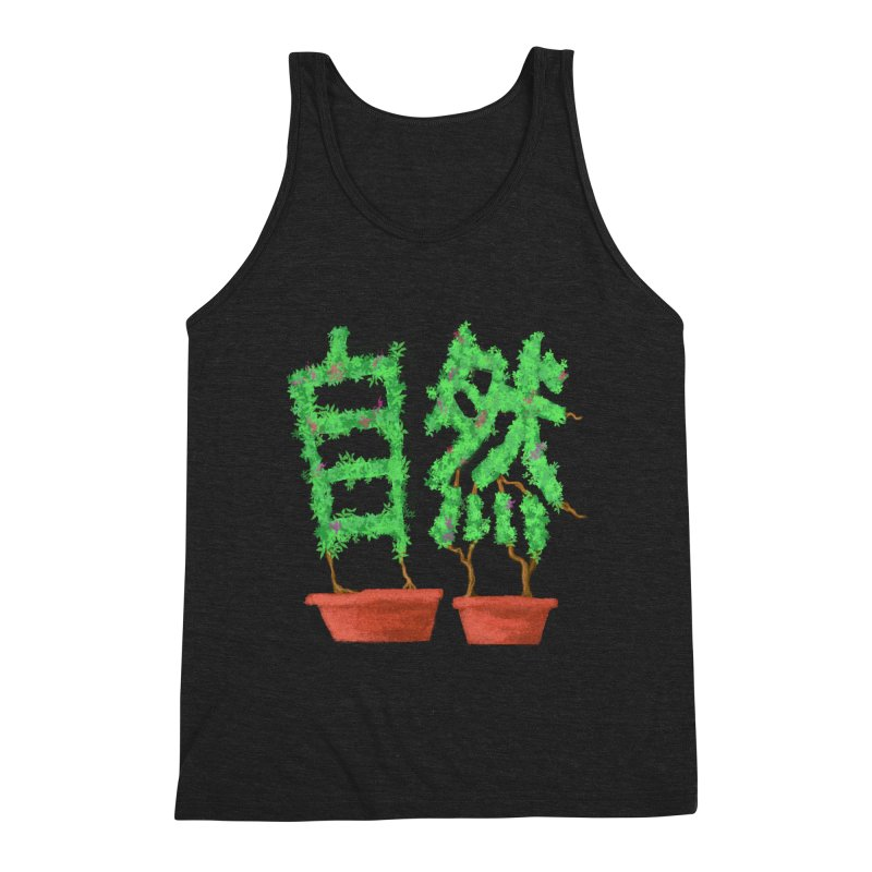 Nature Men's Triblend Tank by DiegoMRod's Artist Shop