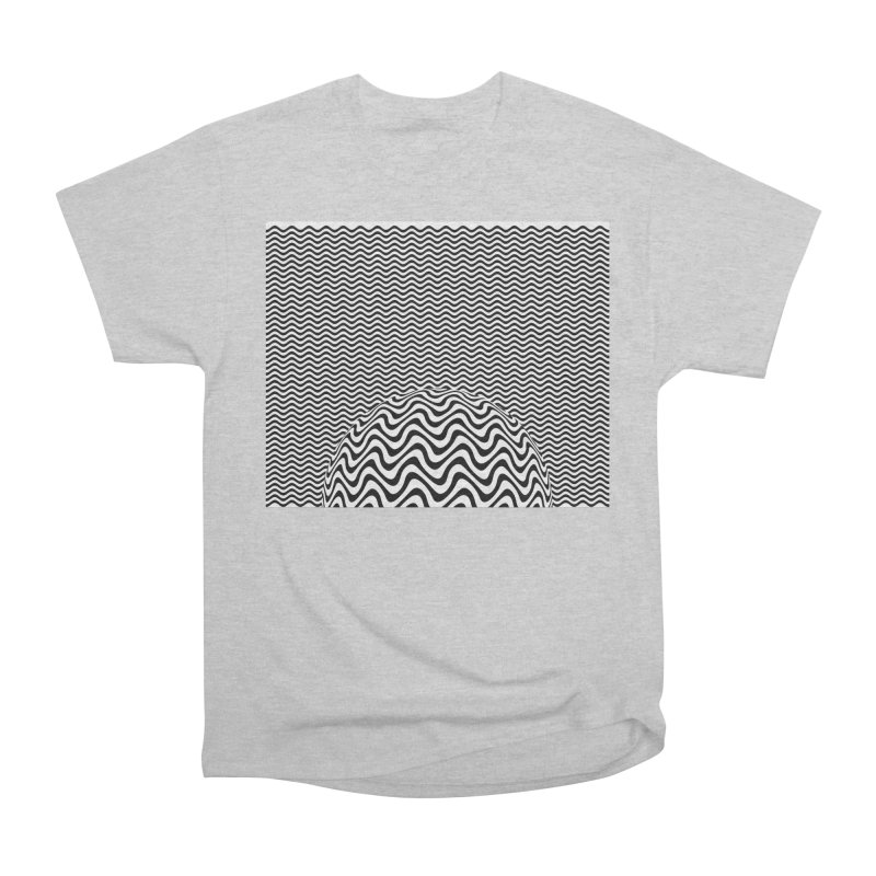 Wave Sphere Men's Classic T-Shirt by The Digital Crafts Shop