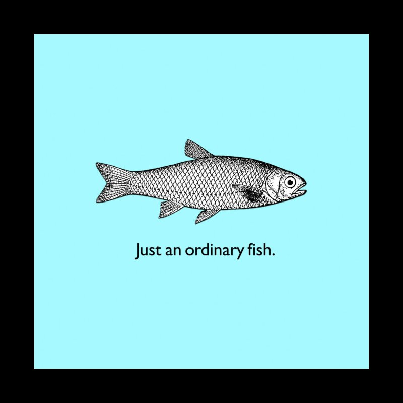 Just an ordinary fish. by The Digital Crafts Shop