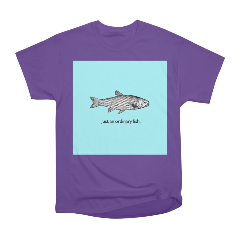 Just an ordinary fish. Women's Classic Unisex T-Shirt by The Digital Crafts Shop