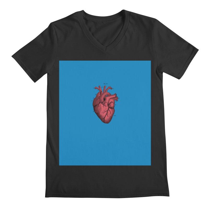 Vintage Anatomical Heart   by The Digital Crafts Shop