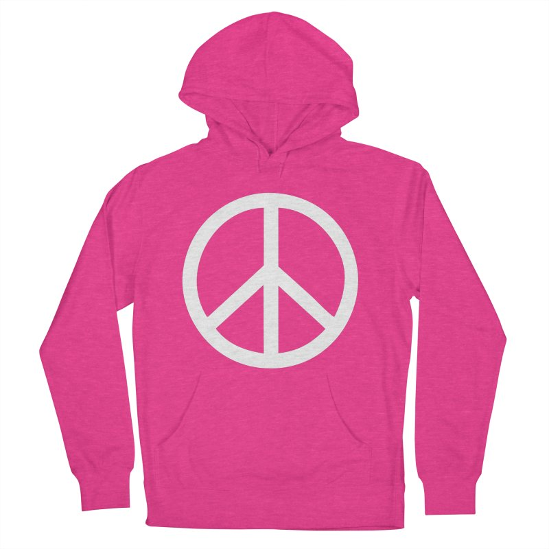 Peace, bro. Women's French Terry Pullover Hoody by The Digital Crafts Shop
