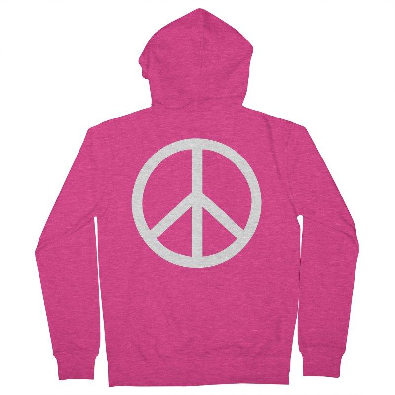 Peace, bro. Women's Zip-Up Hoody by The Digital Crafts Shop
