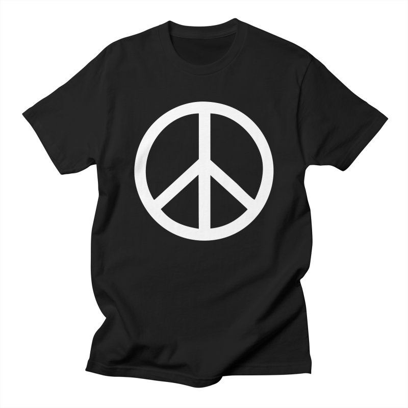 Peace, bro. Men's T-shirt by The Digital Crafts Shop