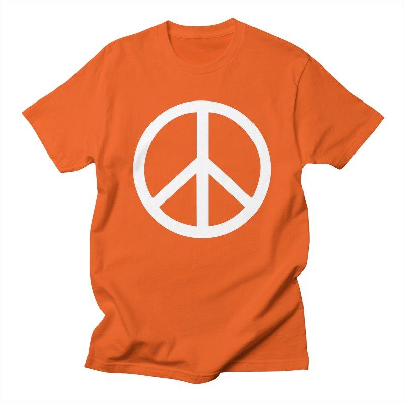 Peace, bro. Men's Regular T-Shirt by The Digital Crafts Shop