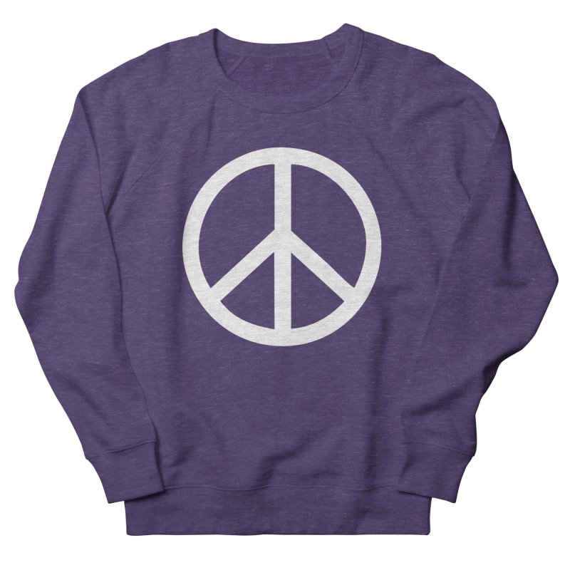 Peace, bro. Women's French Terry Sweatshirt by The Digital Crafts Shop