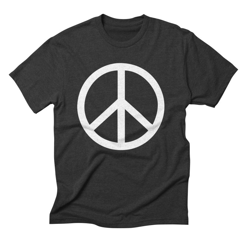 Peace, bro. Men's Triblend T-Shirt by The Digital Crafts Shop