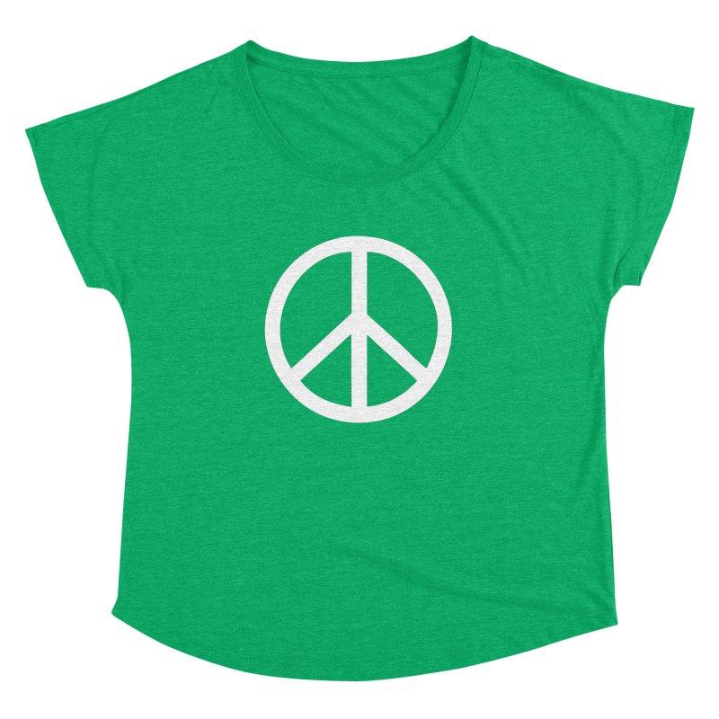 Peace, bro. Women's Dolman by The Digital Crafts Shop