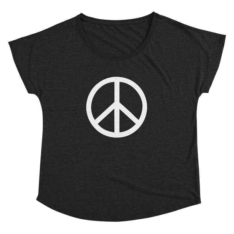 Peace, bro. Women's Dolman by The Digital Crafts Shop