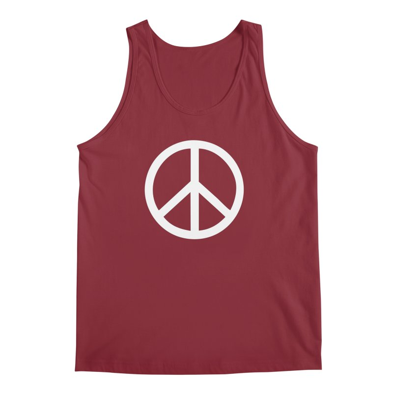 Peace, bro. Men's Tank by The Digital Crafts Shop