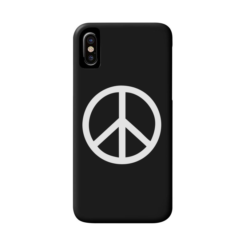 Peace, bro. Accessories Phone Case by The Digital Crafts Shop
