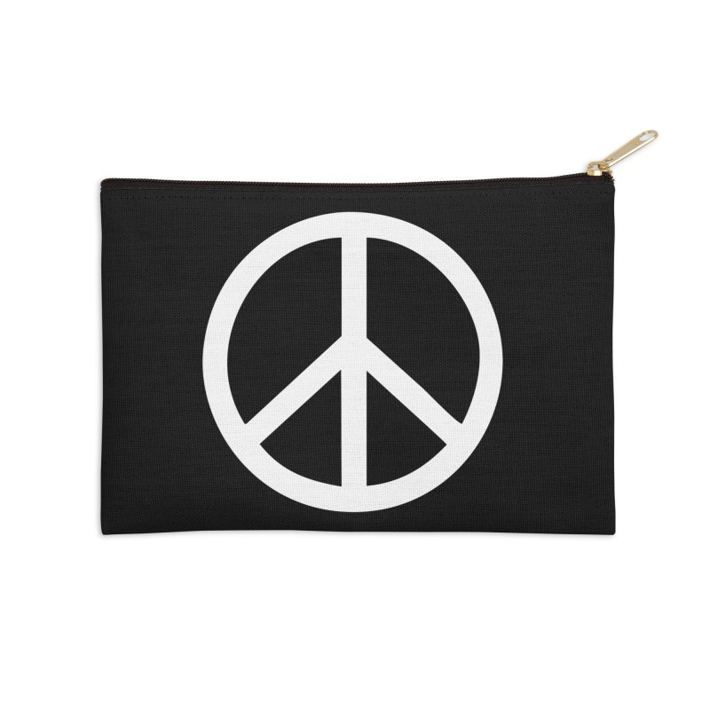Peace, bro. Accessories Zip Pouch by The Digital Crafts Shop