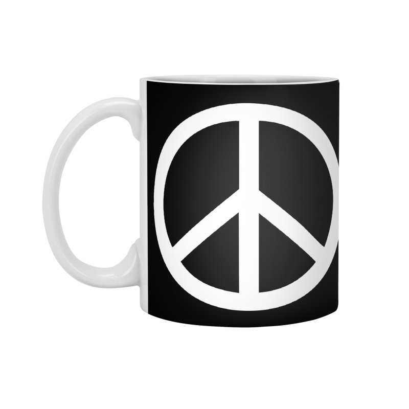 Peace, bro. Accessories Mug by The Digital Crafts Shop