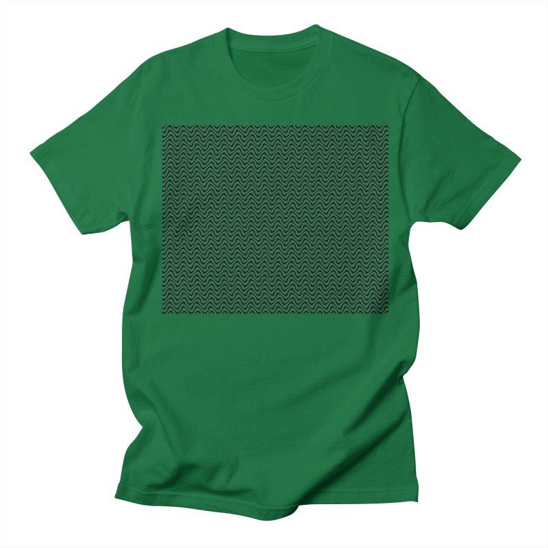 Turbulence Women's Regular Unisex T-Shirt by The Digital Crafts Shop