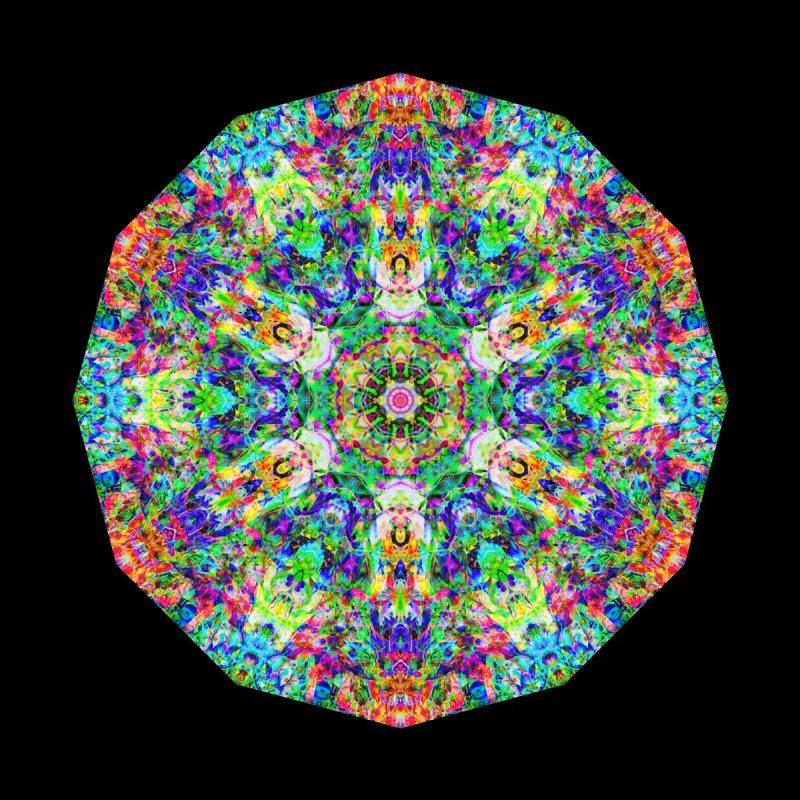 Emphasis 31 Mandala Kaleidoscope Women's Tank by The Digital Crafts Shop
