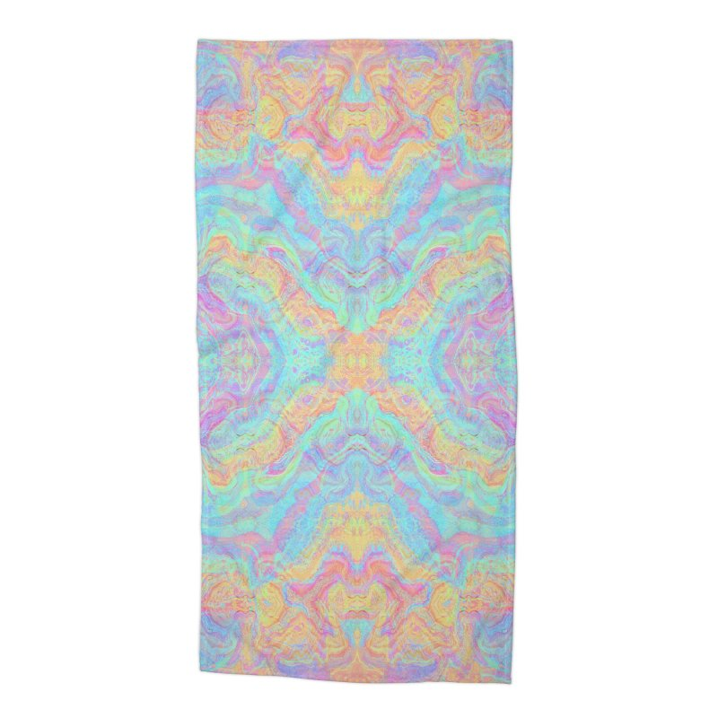 Transcendental Non-Oriental Accessories Beach Towel by The Digital Crafts Shop