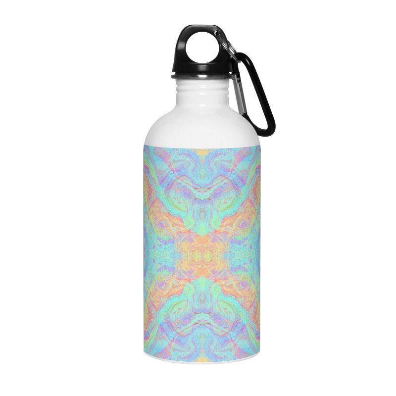 Transcendental Non-Oriental Accessories Water Bottle by The Digital Crafts Shop