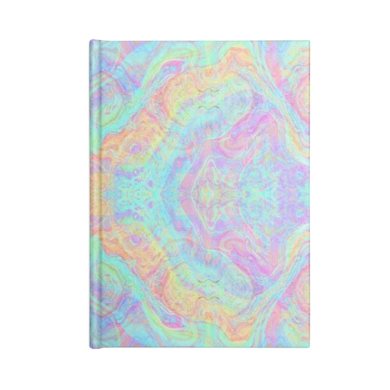Transcendental Non-Oriental Accessories Lined Journal Notebook by The Digital Crafts Shop
