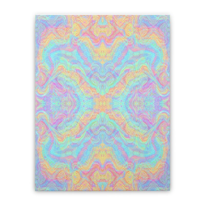 Transcendental Non-Oriental Home Stretched Canvas by The Digital Crafts Shop