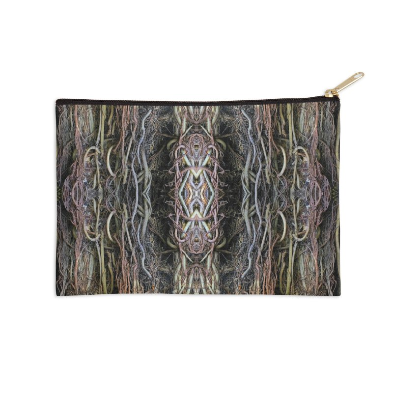 Havana Roots Accessories Zip Pouch by The Digital Crafts Shop