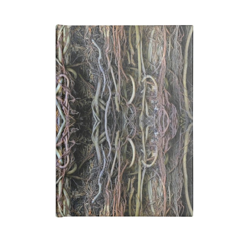 Havana Roots Accessories Lined Journal Notebook by The Digital Crafts Shop