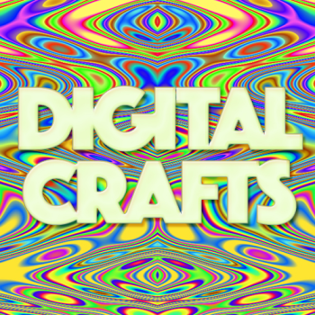 The Digital Crafts Shop Logo