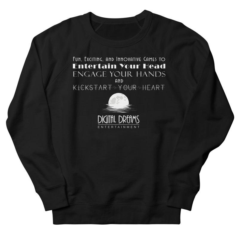 Digital Dreams Ent - Head, Hands, Heart Men's Sweatshirt by Digital Dreams Entainment Shop