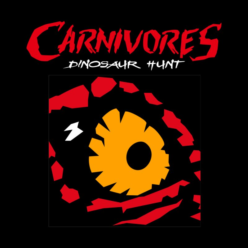 Carnivores: Dinosaur Hunt eye Women's Tank by Digital Dreams Entainment Shop