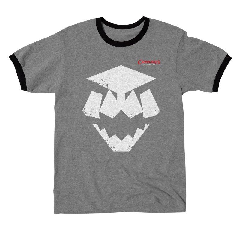 Carnivores: Dinosaur Hunter icon (on dark) Women's T-Shirt by Digital Dreams Entainment Shop