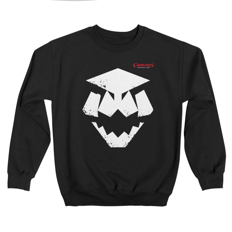 Carnivores: Dinosaur Hunter icon (on dark) Women's Sweatshirt by Digital Dreams Entainment Shop