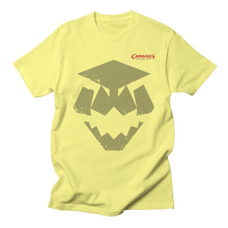 Carnivores: Dinosaur Hunter icon (on light) Men's T-Shirt by Digital Dreams Entainment Shop