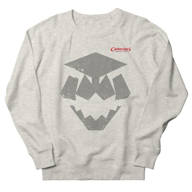 Carnivores: Dinosaur Hunter icon (on light) Women's Sweatshirt by Digital Dreams Entainment Shop
