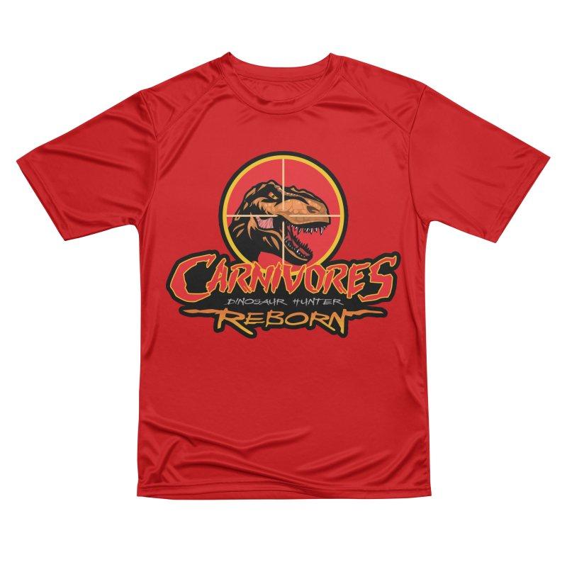 Carnivores: Dinosaur Hunter - Reborn logo Women's T-Shirt by Digital Dreams Entainment Shop