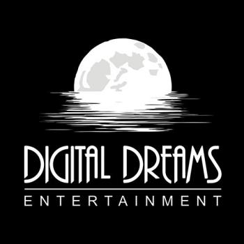 Digital Dreams Entainment Shop Logo