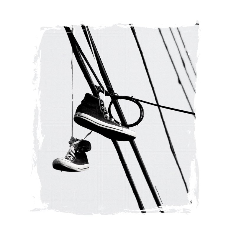 Shoefiti 2038 More Merch Notebook by The Digital Gryphon Shop