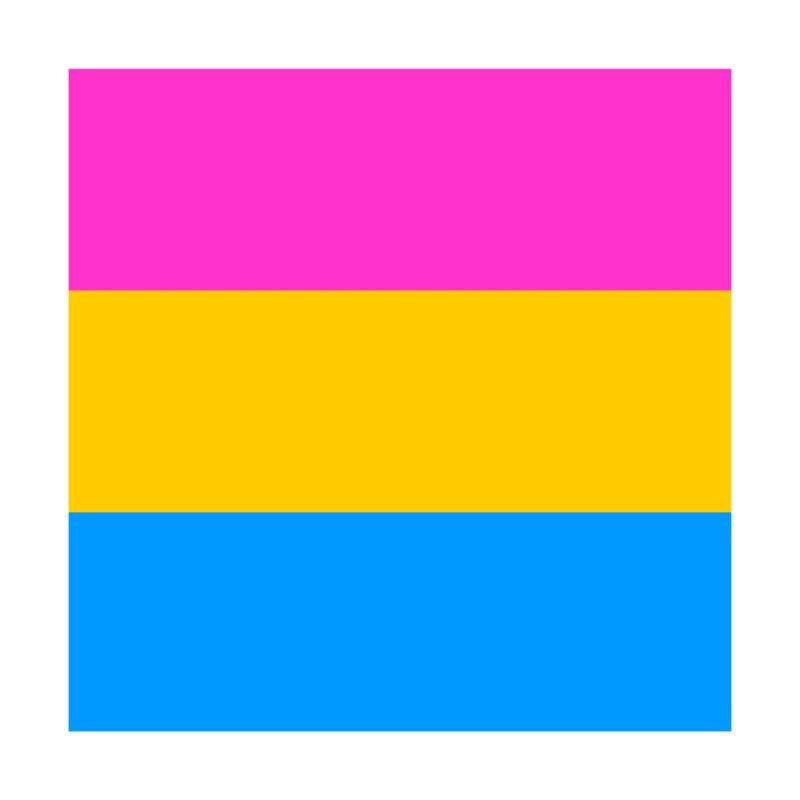 Pansexual Pride Femme Zip-Up Hoody by The Digital Gryphon Shop