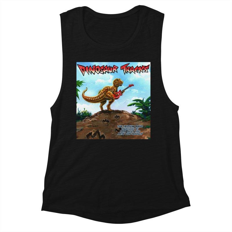 Women's None by Dinosaur Tracks Artist Shop