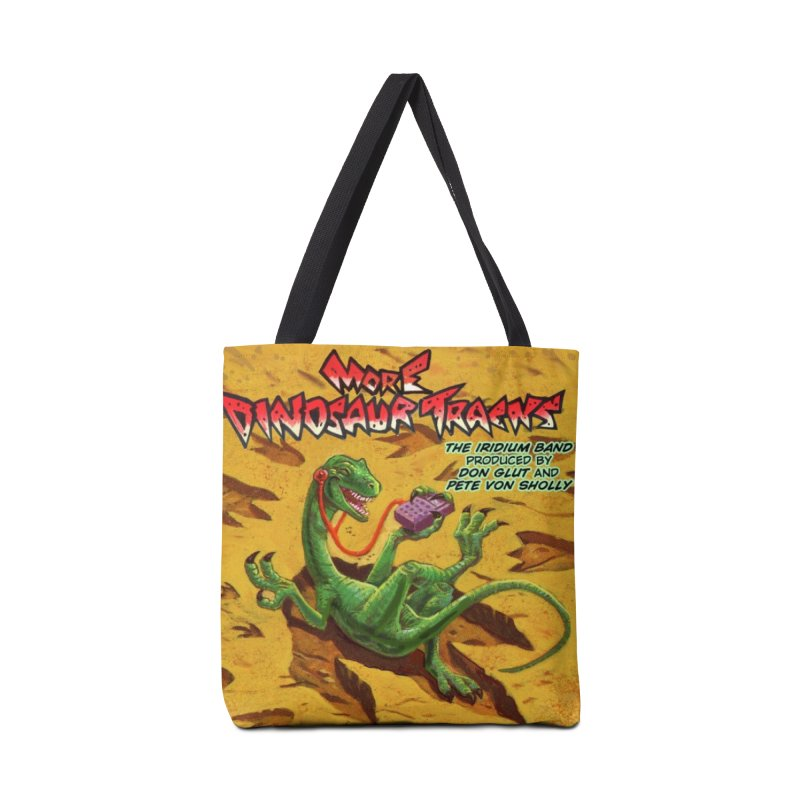 MORE DINOSAUR TRACKS Album cover Accessories Bag by Dinosaur Tracks Artist Shop