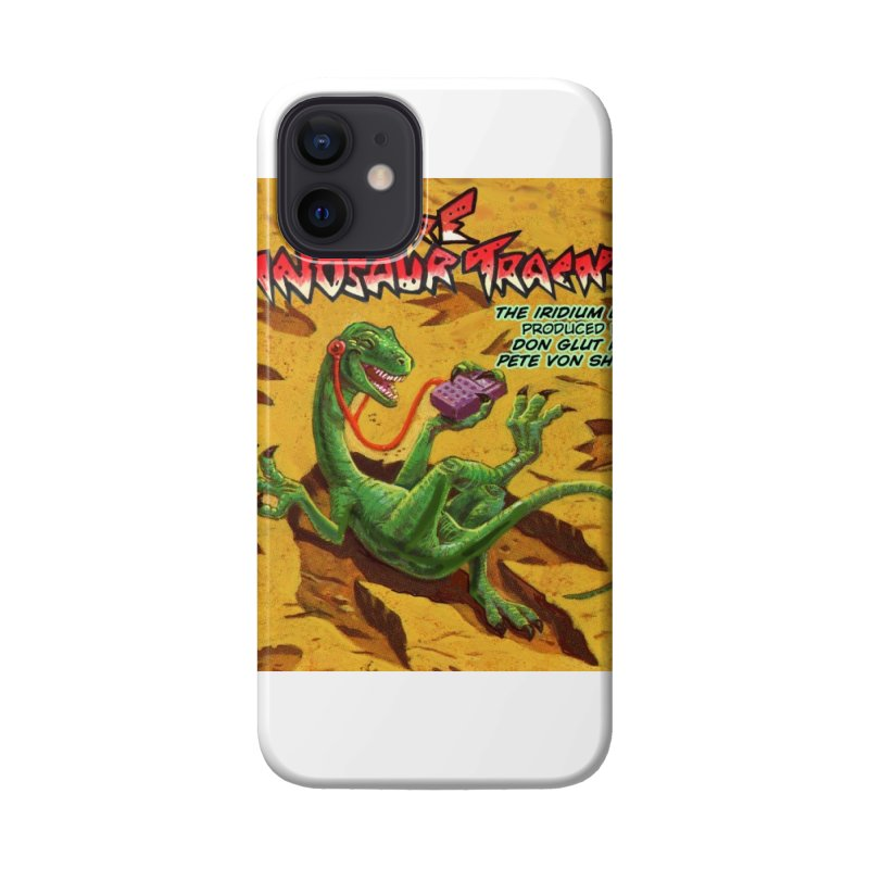 MORE DINOSAUR TRACKS Album cover Accessories Phone Case by Dinosaur Tracks Artist Shop