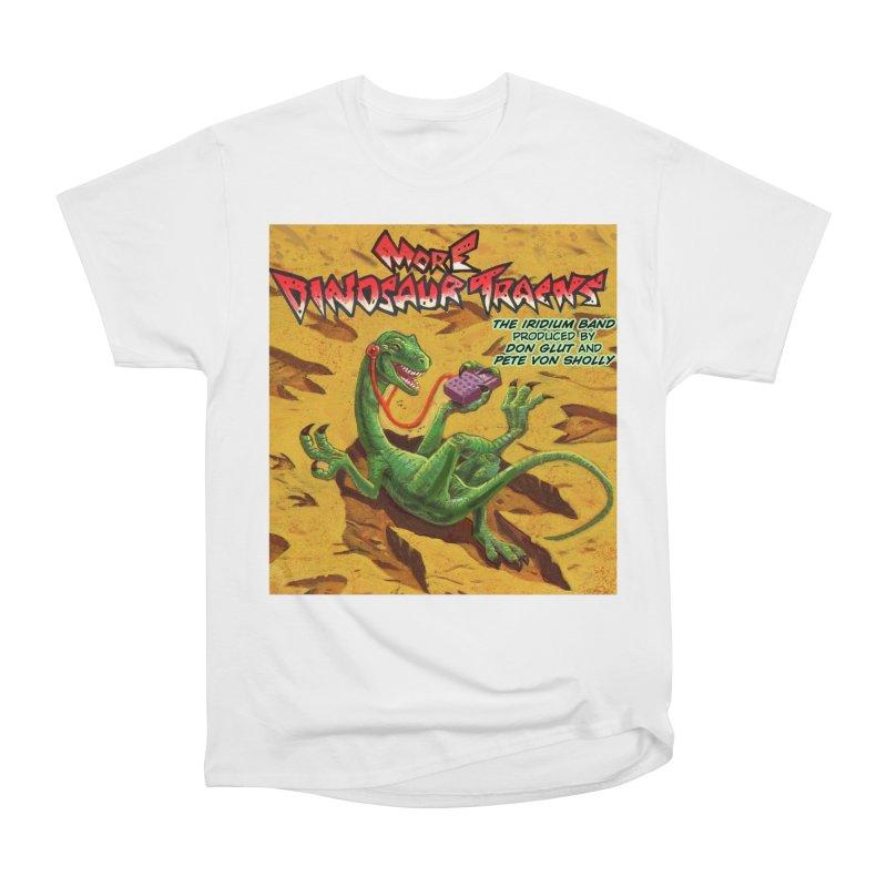 MORE DINOSAUR TRACKS Album cover Women's T-Shirt by Dinosaur Tracks Artist Shop